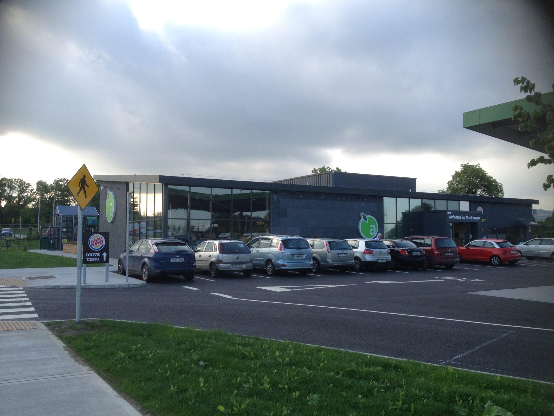 Service Station Kilkenny 1